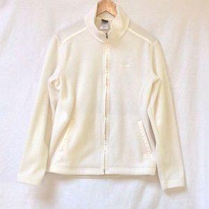 PATAGONIA Lightweight Fleece Zip Front Jacket L